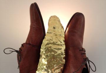 schoenen en kleding touwtrekken